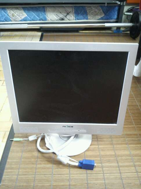 Imagen Monitor Pc