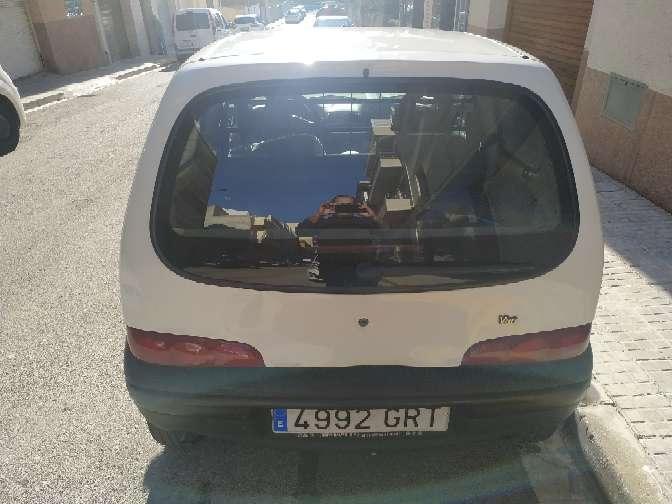 Imagen producto Fiat seicento van año 2009 gasolina 1.1 full equipo con pegatina medio ambiental para Barcelona 216.000 kilómetros levanta temperatura llamar al 632731348 se puede ver todos los días  2