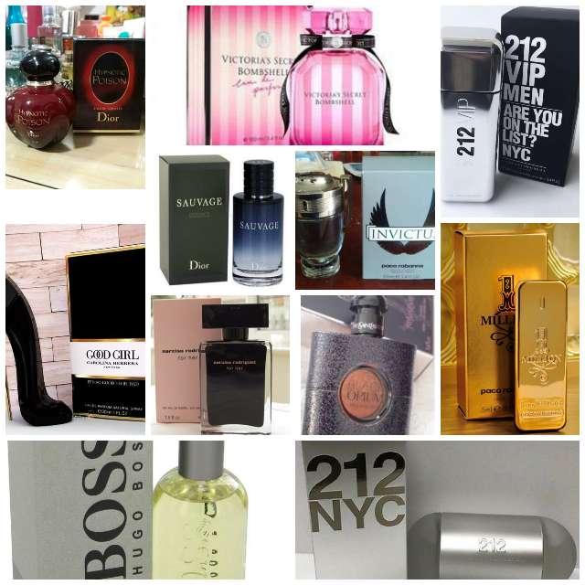 Imagen perfumes 100% originales