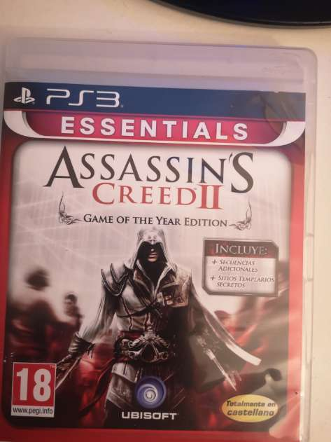 Imagen Assassins Creed 2 (Assassins Creed II) PS3