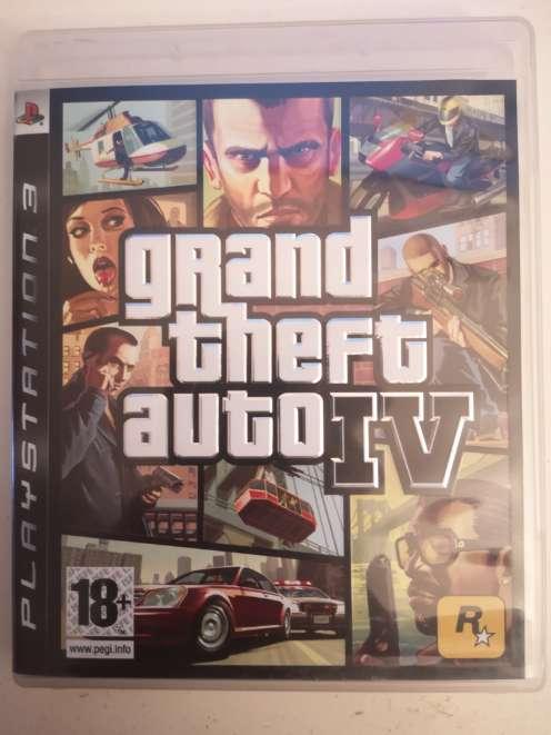 Imagen GTA 4 (GTA IV) PS3