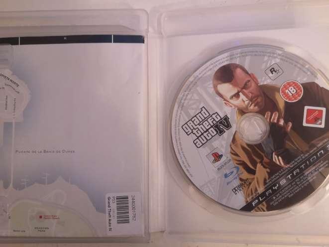 Imagen producto GTA 4 (GTA IV) PS3 3