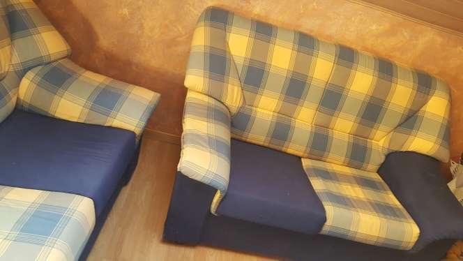 Imagen Sofas de dos plazas