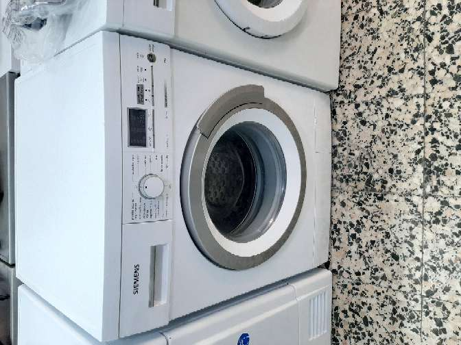 Imagen lavadora Siemens 8 kg 1200 RPM