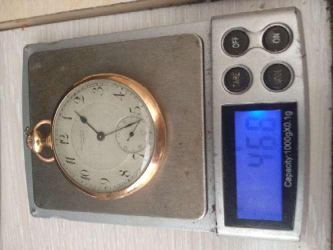 Imagen producto Reloj bolsillo oro 18k berthoud locle 4