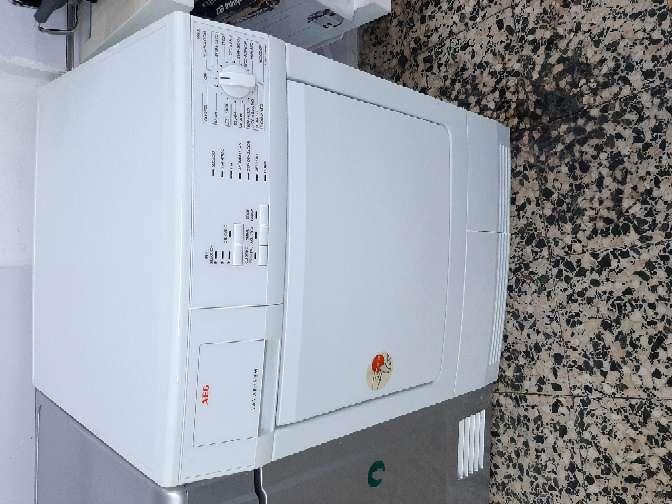 Imagen Secadora AEG  7 kg condensación