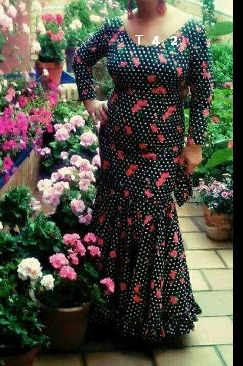 Imagen Traje flamenca T 42