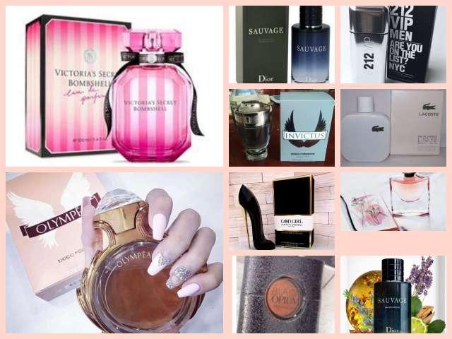 Imagen Maquillajes y Perfumes