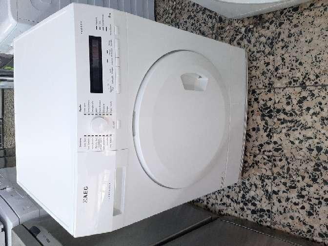 Imagen Secadora AEG 8 kg condensación