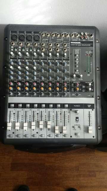 Imagen producto Equipo de Sonido Profesional 3