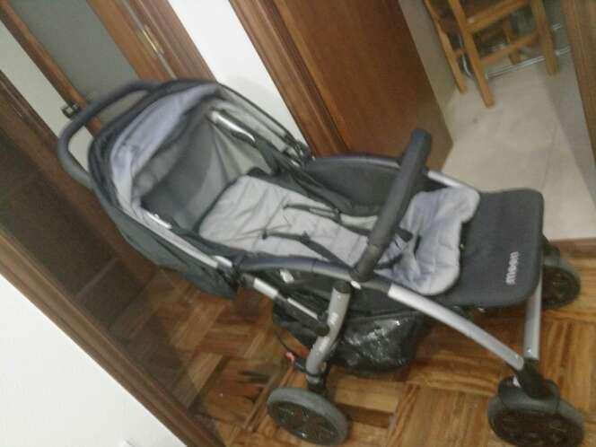 Imagen silla de paseo bebe