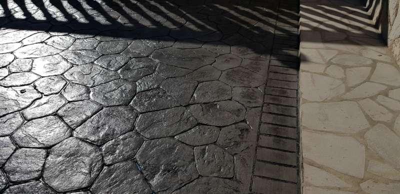 Imagen producto Pavimento Hormigón Impreso  2