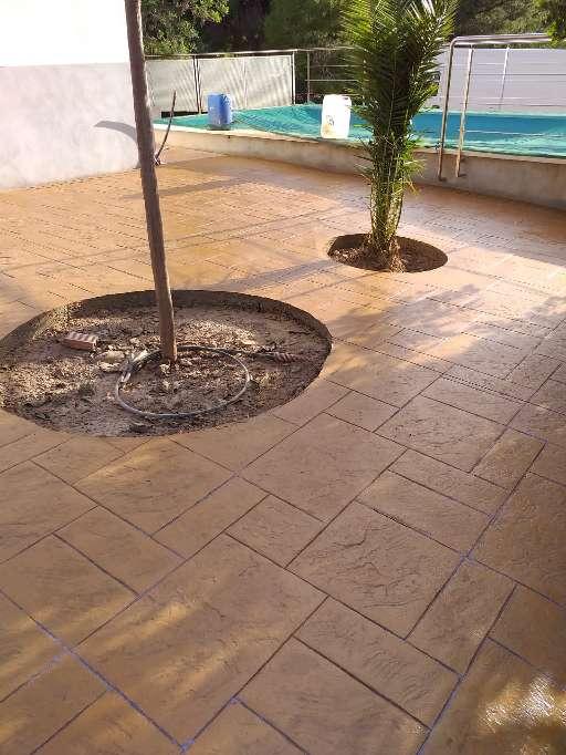 Imagen producto Pavimento Hormigón Impreso  4