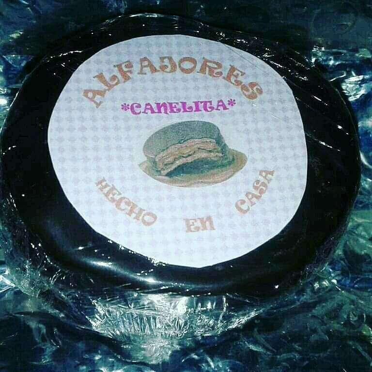 Imagen Alfajores canelita