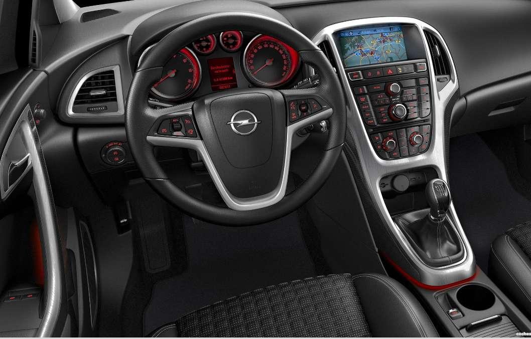 Imagen Opel Astra full opcional 2010