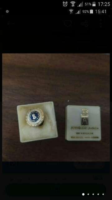 Imagen producto Medalla de la época de Franco  3
