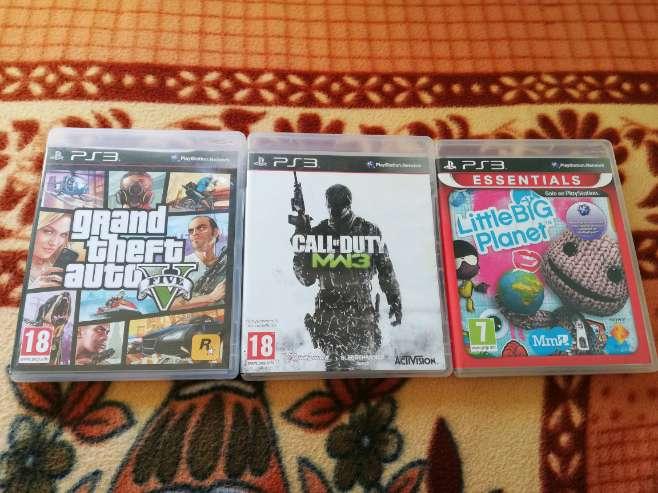 Imagen producto PlayStation3+3Juegos  4