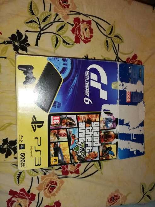 Imagen producto PlayStation3+3Juegos  5
