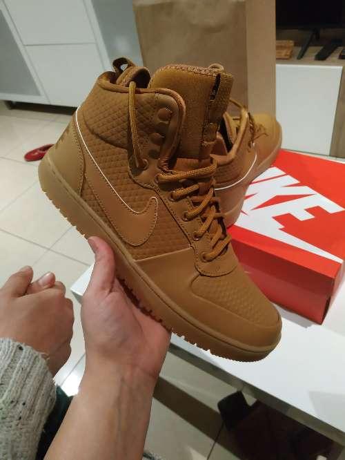 Imagen producto Nike Court Borough Mid Winter marrones 4