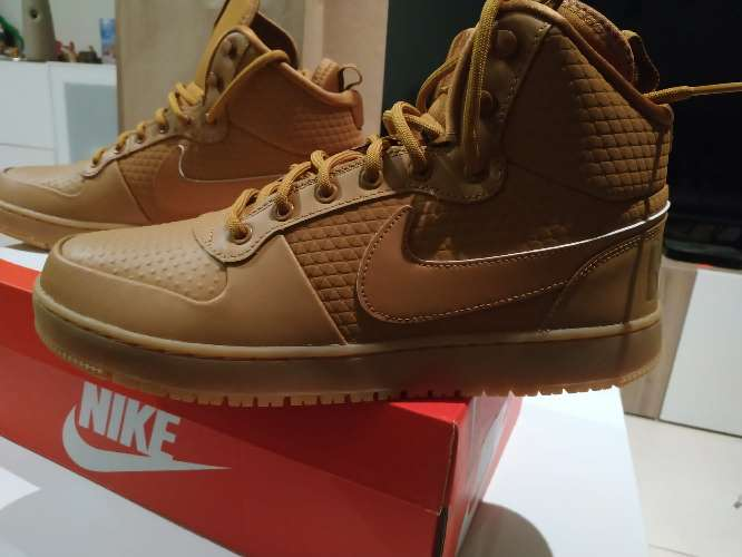Imagen producto Nike Court Borough Mid Winter marrones 2