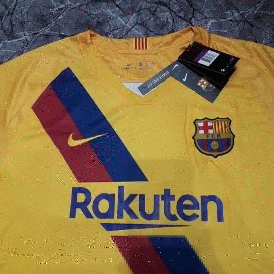 Imagen producto Camiseta FC Barcelona 6