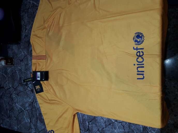 Imagen producto Camiseta FC Barcelona 7