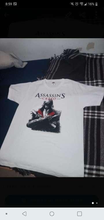 Imagen producto Camiseta Assassins Creed 1