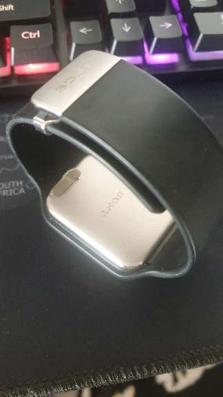 Imagen producto Smartwatch sony 3 MD:SMR50 Negro 2