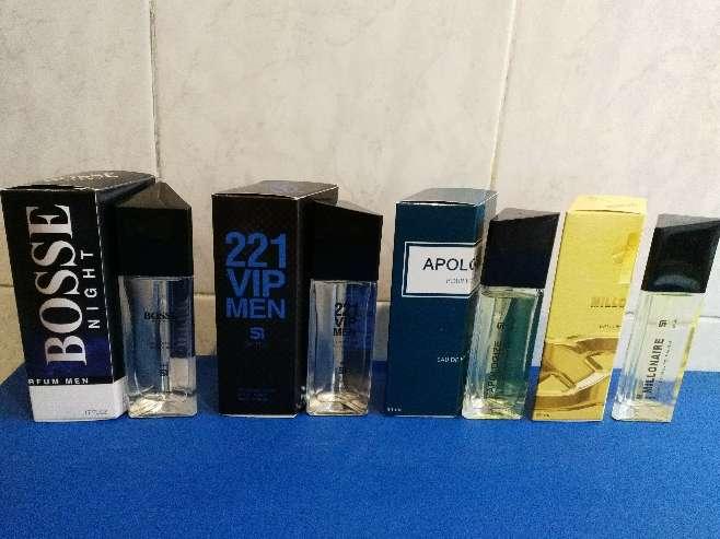Imagen producto Vendo perfumes equivalencia Serone 2