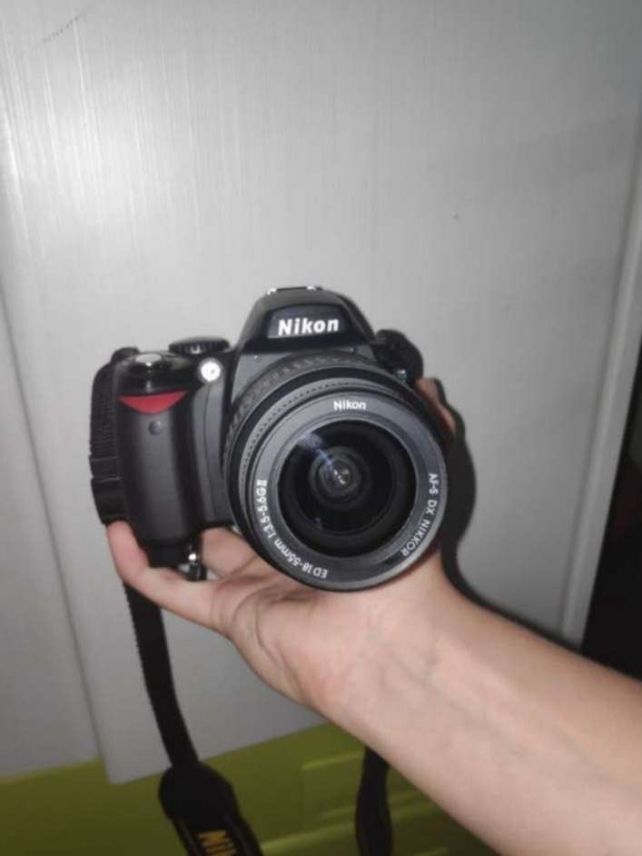 Imagen Cámara Nikon D40X (Objetivo DX18-55mm)