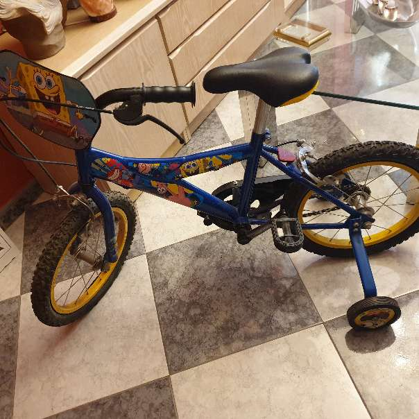 Imagen Bicicletas para niños/as