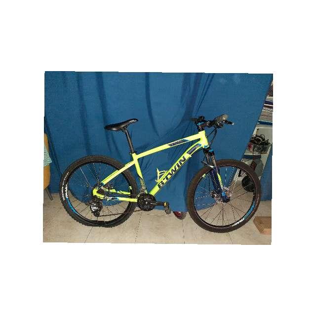 Imagen bicicleta B-Twin