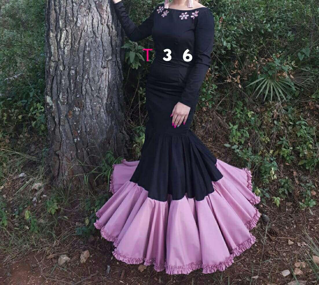 Imagen Trajes flamenca T 34/36/36'38