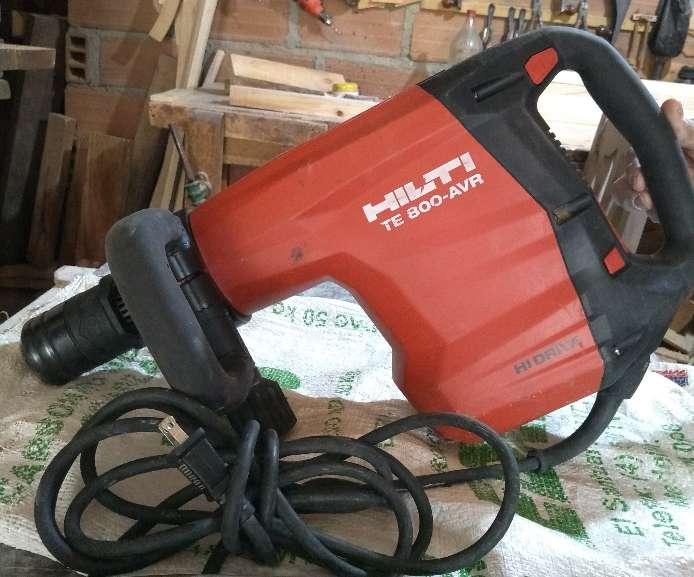 Imagen producto Martillos HILTI:TE 800 AVR y TE 70 3