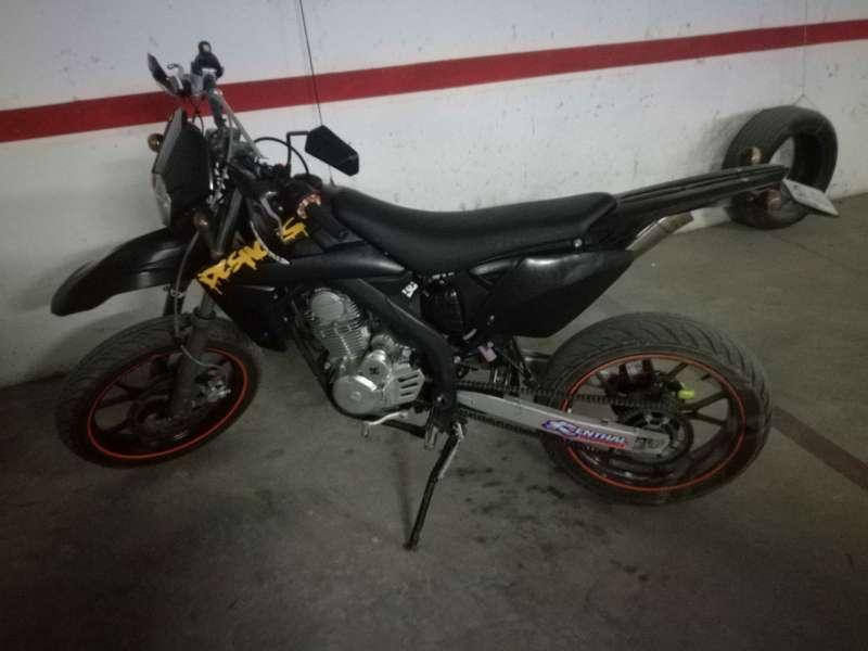 Imagen Moto Rieju 125cc