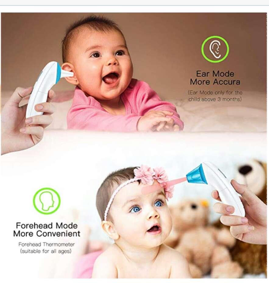 Imagen producto Termómetro digital bebe 2