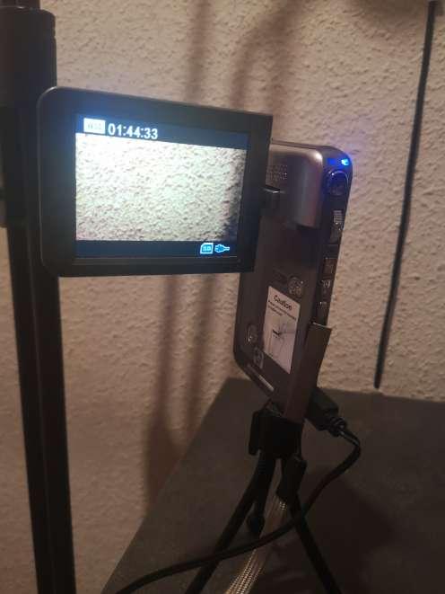 Imagen Videocamara Toshiba Camileo S20 negociable