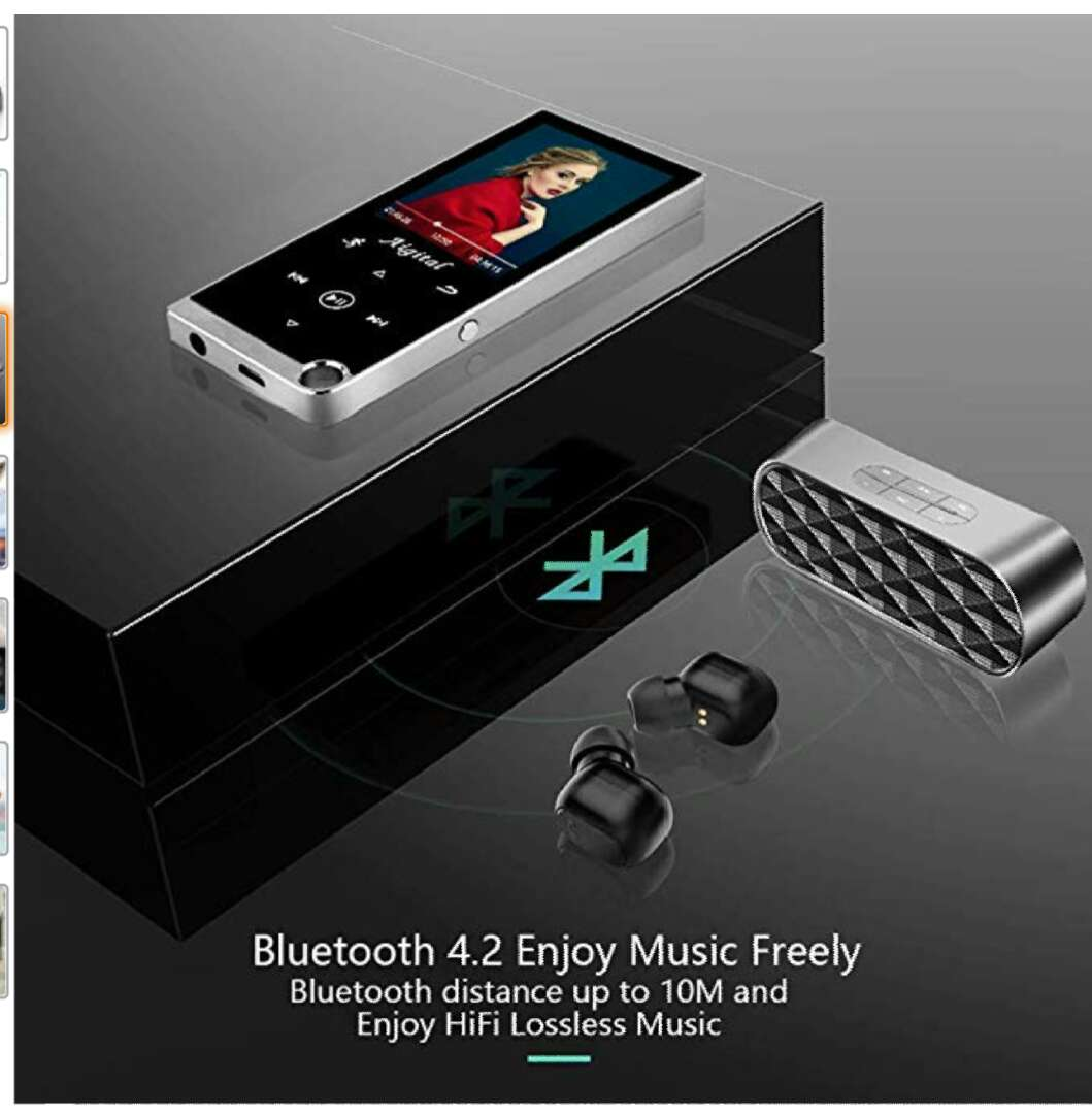 Imagen producto Reproductor mp3 Bluetooth  2