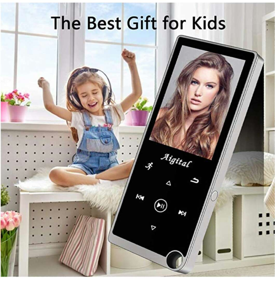 Imagen producto Reproductor mp3 Bluetooth  4