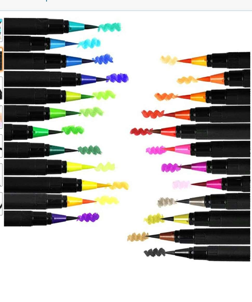 Imagen producto Rotuladores acuarelas 2