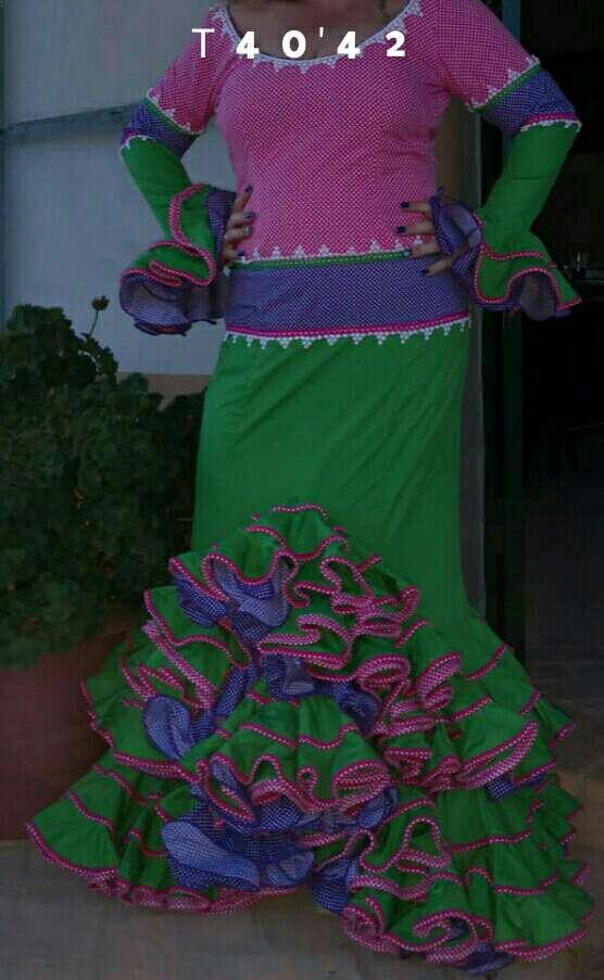 Imagen Trajes flamenca T 40'42