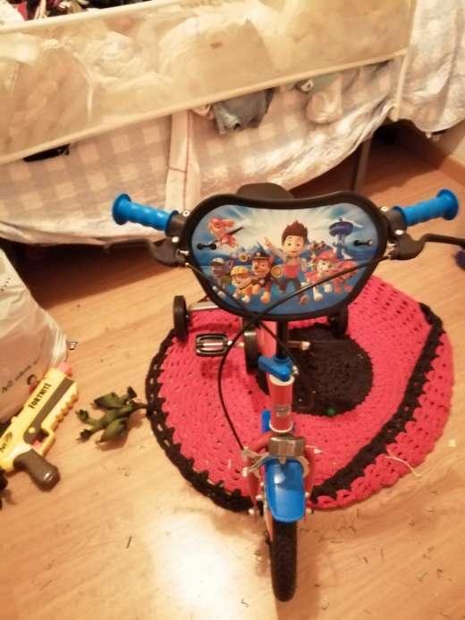 Imagen Bicicleta patrulla canina