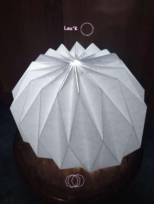 Imagen Luminaria decorativa Mod. Tulipán