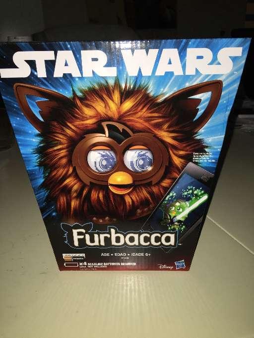 Imagen producto STAR WARS - Furbacca 1