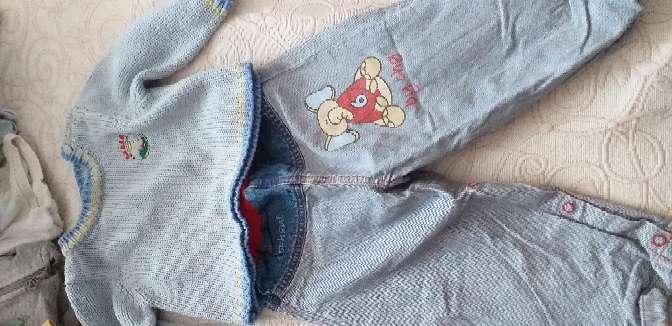 Imagen producto Más de 60 piezas ..prendas de niño  9