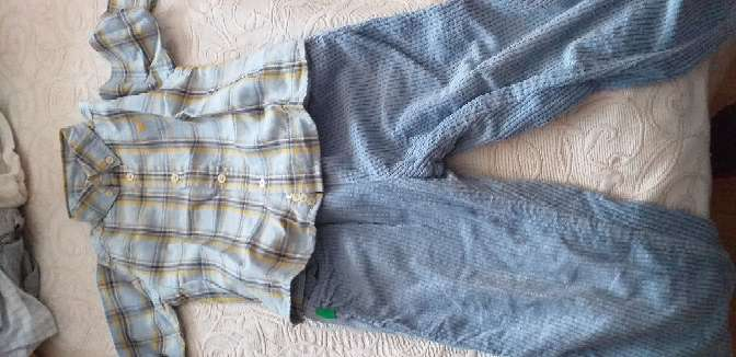 Imagen producto Más de 60 piezas ..prendas de niño  10