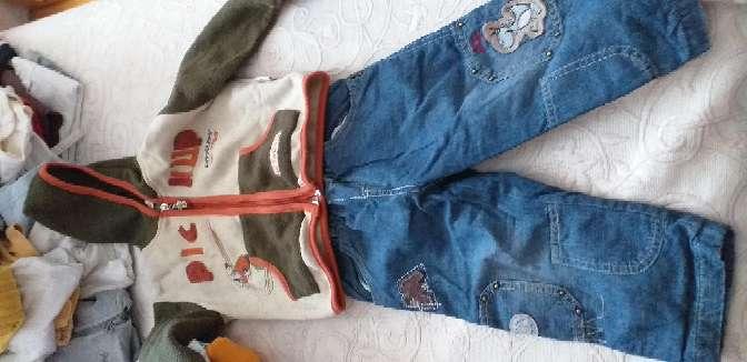 Imagen producto Más de 60 piezas ..prendas de niño  6