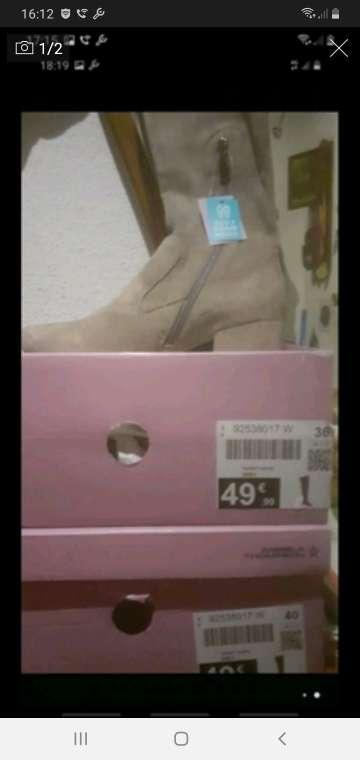 Imagen botas altas