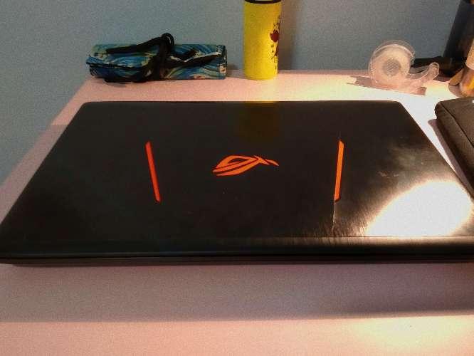 Imagen producto Portátil ASUS i7 Nvidia Séptima generación  4