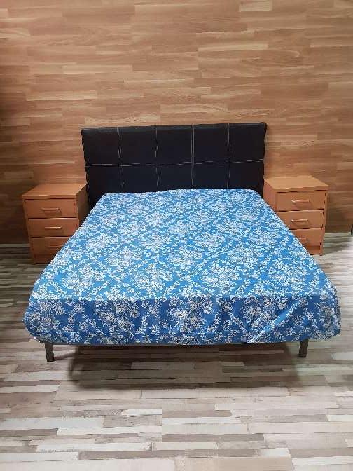 Imagen producto Dormitorio matrimonio sin ropero 1